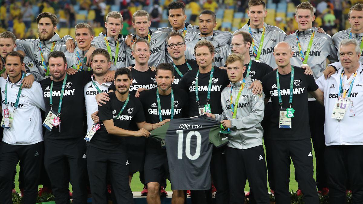 Fussball Rio 2021