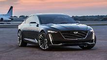 Neues Flaggschiff?: Escala gibt zukünftiges Cadillac-Design vor