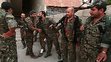 Assad-Truppen in Bedrängnis: Kurden starten Großangriff