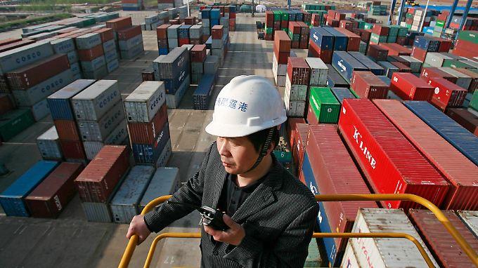 Chinas Wirtschaft wird nun auch von einer steigenden Inlandsnachfrage gestützt.