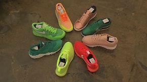 Mehr als nur Turnschuhe: Wie der Sneaker-Hype für schnelles Geld sorgt