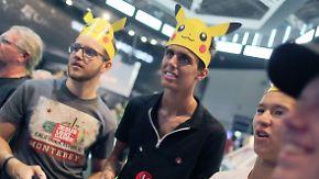 Spielebranche verrückt nach Virtual Reality: Gamescom lockt 345.000 Besucher nach Köln