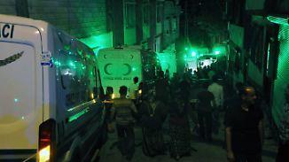"""Türkische Regierung korrigiert Angaben: Kind als Attentäter von Gaziantep nur """"ein Gerücht"""""""
