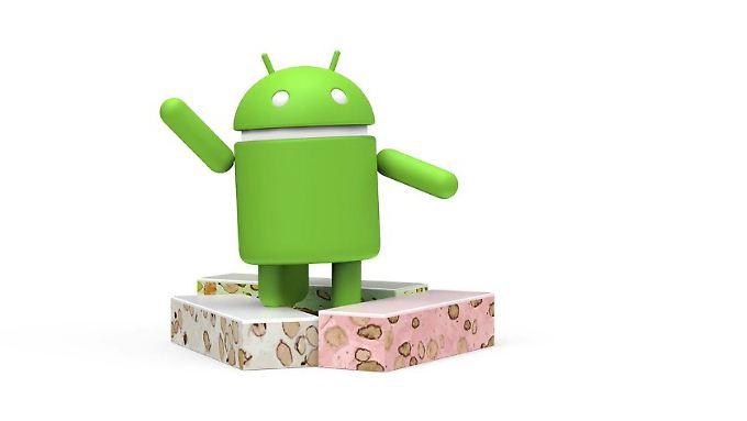 """Android 7 (""""Nougat"""") ist auch für manche jüngere Chips zu anspruchsvoll."""