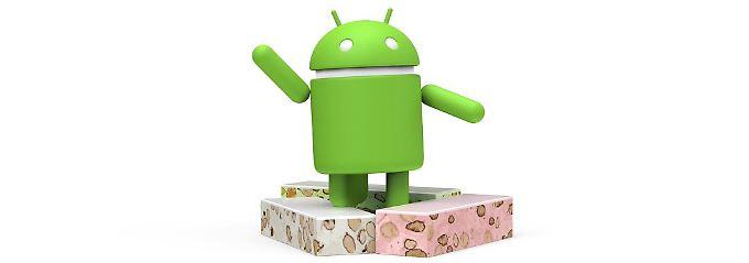 Nur wenige dürfen Nougat naschen: Diese Smartphones erhalten Android 7