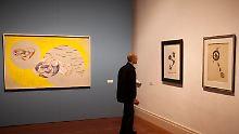 """""""Kunst des Lichts"""" zeigt mehr als 200 Werke."""