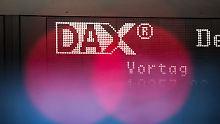 """Wall Street blickt auf Comey: Dax wankt vor """"Super Thursday"""" ins Minus"""