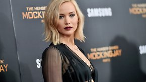 Promi-News des Tages: Jennifer Lawrence hat einen heißen Plan B