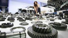 Ersatzteile für das Auto sollten vor allem an sicherheitsrelevanten Punkten nur als Original oder von einem autorisierten Hersteller gekauft werden.