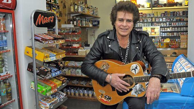 Einmal Rocker, immer Rocker: Ricky Shayne.