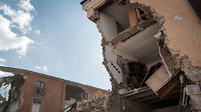 Unermüdliche Suche nach Überlebenden: Zahl der Opfer in Italien steigt