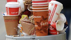 n-tv Ratgeber: So lässt sich Coffe-to-go-Müll vermeiden