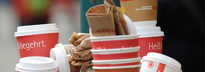 Riesenproblem Kapseln und Becher: Kaffeetrinker produzieren Müllmassen