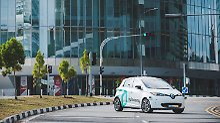Weltweit zum ersten Mal: Selbstfahrende Taxis rollen durch Singapur
