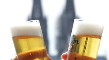 Biertrinker können es nicht glauben: Kölsch ist nicht von Alt zu unterscheiden