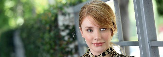 """Mit Redford in """"Elliot, der Drache"""": Bryce Dallas Howard gerät ins Schwärmen"""