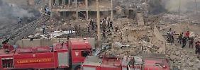 Elf Tote bei Anschlag in Türkei: Autobombe explodiert vor Polizeistation