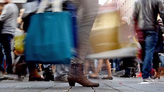 Trotz Anschlägen und Brexit-Schock: Kauflaune der deutschen Verbraucher steigt