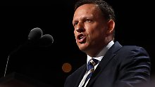 Algorithmus rechnet Chancen aus: Peter Thiel investiert in Klage-Start-up