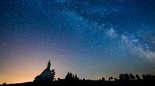 """Verwandter unserer Galaxie: """"Dunkle Milchstraße"""" entdeckt"""