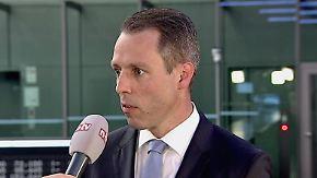 Geldanlage-Check: Gerit Heinz, Chef-Anlagestratege UBS Deutschland