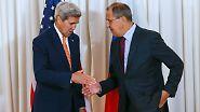 Neue Hoffnung für Syrien: USA und Russland beschließen erste Schritte zur Waffenruhe