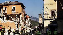 Schlamperei an Bauwerken?: Staatsanwaltschaft ermittelt nach Erdbeben