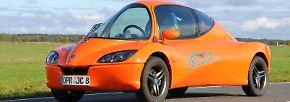 Eine überaus kuriose Erscheinung ist das Jetcar. Die gleichnamige Firma wurde im Jahr 2000 im nordbrandenburgischen Neuruppin gegründet.