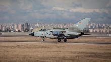 Nato-Einsatz gegen IS: Arnold: Mandat nur bei Incirlik-Besuch