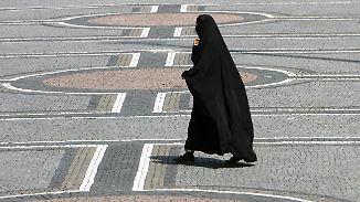 Debatte um Burka, Niqab und Co.: Soll Vollverschleierung verboten werden?