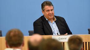 """""""TTIP-Verhandlungen de facto gescheitert"""": Gabriels Äußerung irritiert die USA"""