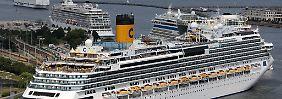 Aktuelles Naturschutzbund-Ranking: Greenwashing bei Kreuzfahrt-Reedereien?