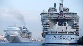 """Nur wenige """"einigermaßen akzeptabel"""": Kreuzfahrtschiffe sind wahre Dreckschleudern"""