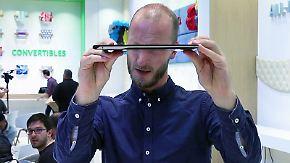 Acer feiert IFA-Premiere: Flacher als das Swift 7 ist keines