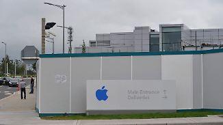 Steuernachzahlung von bis zu 13 Mrd. Euro: Irland und Apple wollen sich gegen EU-Entscheidung wehren