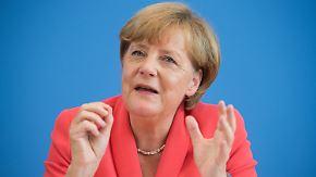 """CDU vor Wahldilemma in MV: Merkel bleibt beim """"Wir schaffen das"""""""