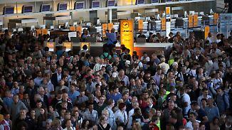 Kleines Versehen, große Wirkung: Mutter legt Frankfurter Flughafen teilweise lahm