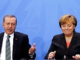 Armenien-Resolution des Bundestages: Wie Merkel Erdogan glücklich macht