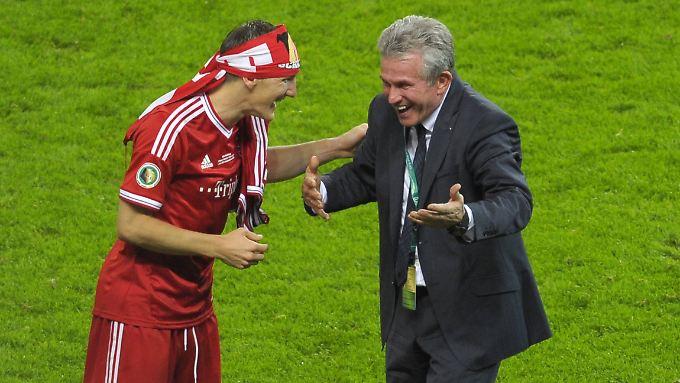 Für Jupp Heynckes, der mit Schweinsteiger 2013 das Triple beim FC Bayern gewann, ist die Ausbootung des ehemaligen DFB-Kapitäns eine Blaupause für die Entwicklungen im internationalen Fußball.