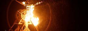 """Kunst-Happening trifft Hippie-Charme: """"Burning Man"""" lässt die Wüste brennen"""