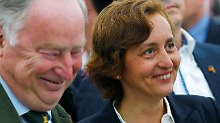 Wahl in Mecklenburg-Vorpommern: Von Storch orakelt über Merkels Ende