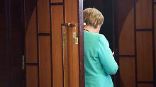 """Historische Schlappe der CDU: """"Merkel-Land ist abgebrannt"""""""