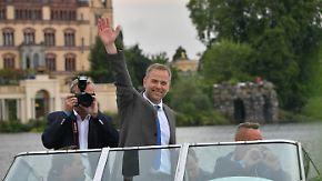 AfD-Spitzenkandidat in Meck-Pomm: Leif-Erik Holm - Wer er ist, was er will und woher er kommt