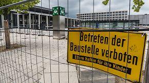 Eine Million Euro Kosten pro Tag: Das peinliche Bauprojekt BER