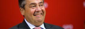 Grünes Licht bei Parteikonvent: SPD stimmt für Gabriels Ceta-Kurs