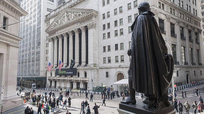 Folgt auf die Sorglosigkeit der Anleger am US-Markt bald das böse Erwachen?
