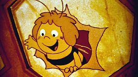 """""""Uuund diese Biene, die ich meine, die heißt Maaaja..."""" - Es war der 9. September 1976, als Maja im deutschen Fernsehen das Licht der Welt erblickte."""