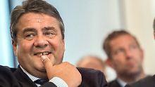 SPD im Aufschwung: Warum hat Gabriel so gute Laune?