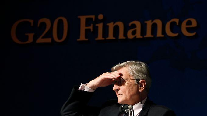 EZB-Präsident Jean-Claude Trichet hat die Preisstabilität fest im Blick.
