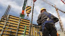 Viele Leih- und Zeitarbeiter arbeiten für weniger als 1970 Euro im Monat.
